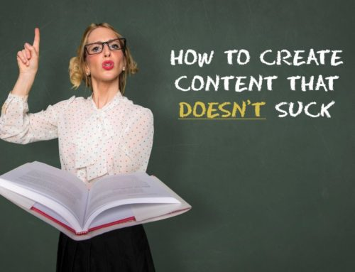 Your Website Content Sucks and Here's Why